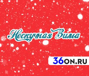 «Нескучная зима»: как не замерзнуть в Воронеже