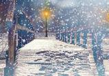 В выходные воронежцам обещают снегопад и потепление