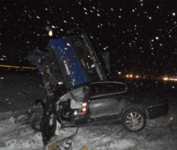 Родные водителя, погибшего в ДТП с КамАЗом в Воронежской области, ищут очевидцев