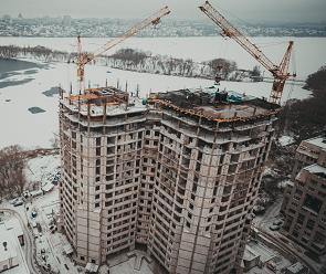 В Воронеже могут «заморозить» почти достроенный ЖК у водохранилища