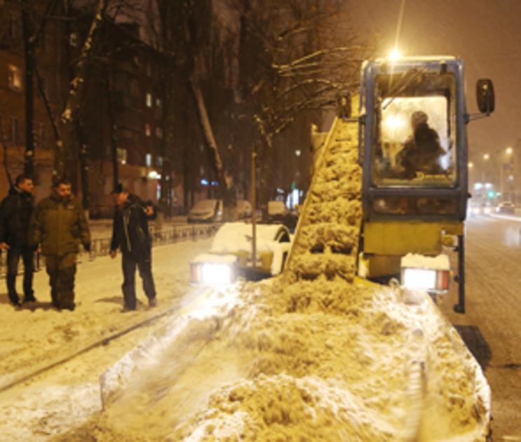Появился список улиц, где нельзя парковаться в ночь на 25 января в Воронеже