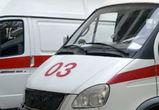 В Воронеже 12-летняя девочка сломала ногу, выпав из маршрутки на полном ходу