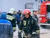 Пожар на хладокомбинате в Воронеже 163823