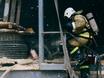 Пожар на хладокомбинате в Воронеже 163824