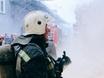Пожар на хладокомбинате в Воронеже 163830