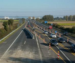 Участок трассы под Воронежем отремонтируют за 768 миллионов рублей