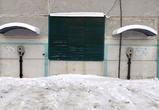 Коммунальщики засыпали снегом инновационную заправку в Воронеже (фото)