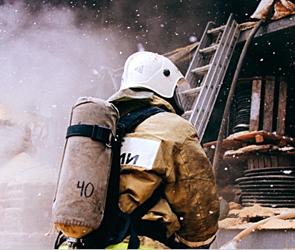 В Воронеже на хладокомбинате произошел второй за неделю пожар