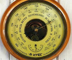 Экстремальные перепады давления и температуры ожидаются в Воронеже