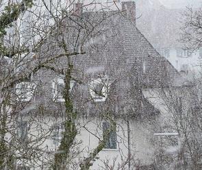 МЧС предупредило воронежцев о ливне, метели и сильном ветре