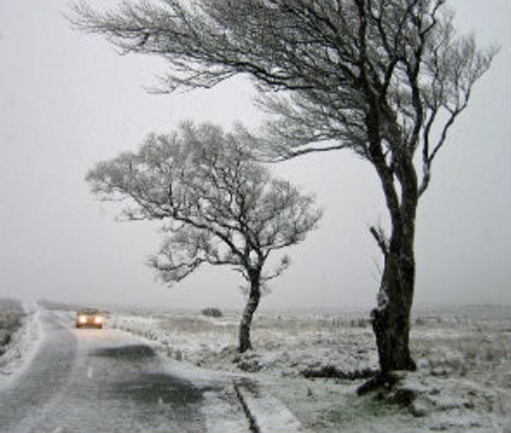 Воронежцев предупреждают о гололедице и мокром снеге