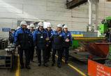Александр Гусев в Борисоглебске: «Главная задача — создавать рабочие места»