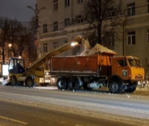 Ночью в Воронеже перекроют участок улицы Большая Стрелецкая