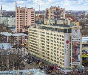 Два этажа воронежской гостиницы «Брно» продают за 19 миллионов рублей