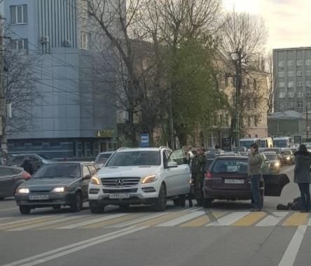 В Воронеже реконструируют проблемный путепровод на улице Ленина