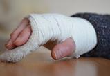 За неделю более 1000 воронежцев пострадали из-за гололеда и падения сосулек