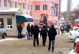 Опубликованы фото поиска бомбы в здании центрального автовокзала Воронежа