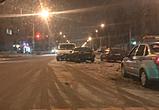 В Воронеже вдребезги разбилась Киа Рио, протаранив стену у Северного моста, фото