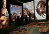 В Воронеже открылась выставка «Оживающие полотна: ренессанс, гении эпохи»