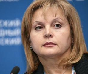 Руководитель ЦИК Памфилова встретится с главой «проблемной» Воронежской области