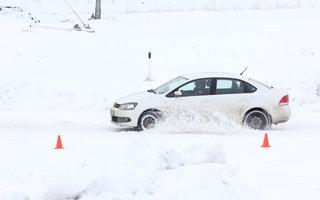 Фоторепортаж: «сНежные гонки» в Белом колодце