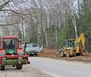 Правительство России выделило 100 миллионов рублей на развитие воронежских дорог