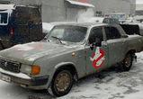 В Воронеже сфотографировали машину «Охотников за привидениями»