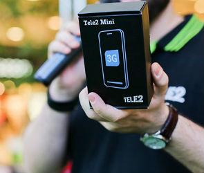 Tele2 снизила цену на Tele2 Mini