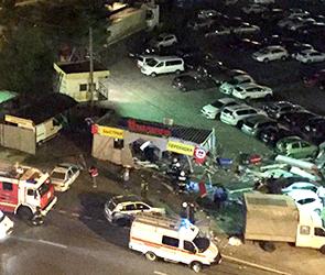 В Воронеже водителя BMW X5 судят за пьяный таран автосервиса и смерть человека