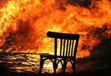 На пожаре под Воронежем погиб пожилой мужчина