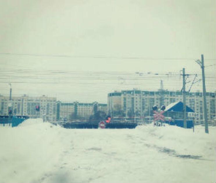 В Воронеже вновь перекроют железнодорожный переезд на Машмете