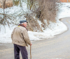 В Воронежской области пожилой мужчина ушел за пенсией и пропал