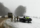 В страшном ДТП на трассе Воронеж-Саратов ранены 3 взрослых и 2 ребенка - фото