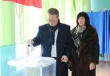 Вадим Кстенин принял участие в голосовании на президентских выборах