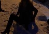 Пьяную автомобилистку-матерщинницу, протаранившую 2 авто в Воронеже, оштрафуют