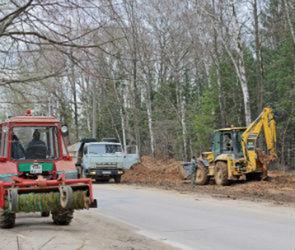 Подъездную дорогу к обходу Воронежа отремонтируют до пика отпусков
