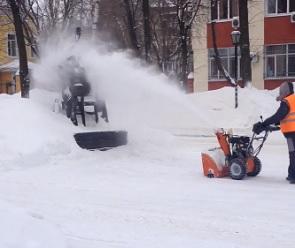Коммунальщики засыпали снегом памятник Высоцкому в Воронеже – видео