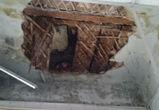 В доме на проспекте Революции грозит рухнуть плохо отремонтированная крыша