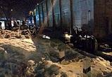 Спешащий таксист едва не погиб, влетев под тепловоз в Воронеже