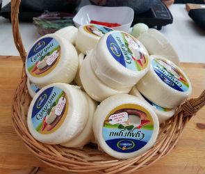 Крупнейший молочный производитель в Воронеже запустил производство сулугуни