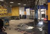 Опубликованы фото обрушения потолка в гипермаркете «Лента» в Воронеже