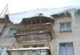 Снежная глыба рухнула на 12-летнего ребенка в Воронеже