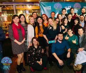 Tele2 поддержала популярную в Воронеже интеллектуальную викторину