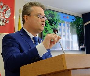 Новый мэр Вадим Кстенин рассказал, как преобразится Воронеж за пять лет