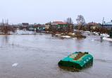 В сети появились фото и видео масштабного потопа в Калаче Воронежской области