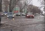 Воронежцы выкладывают в Сеть видео и фото с затопленных улиц