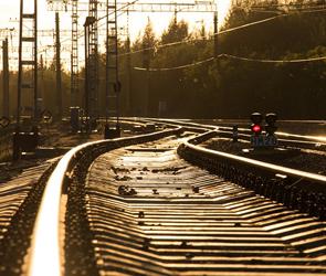 При очистке трубы ото льда на железной дороге под Воронежем тяжело ранен рабочий