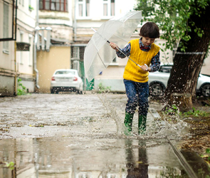 В ближайшие дни в Воронеже будет очень тепло, но дождливо