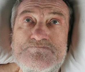 МВД ищет родственников замерзшего под Воронежем мужчины