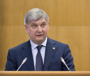 Александр Гусев рассказал о перспективах Воронежской области в 2018 году